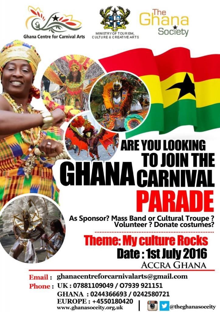 Ghana Carnival